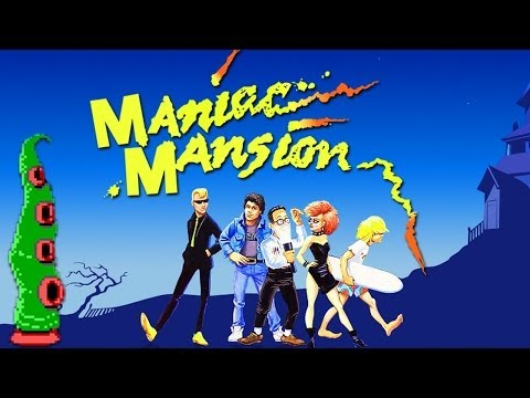 Maniac Mansion - Tentacle Love!