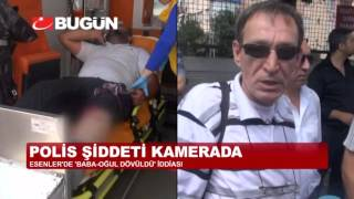 İSTANBUL'DA POLİS MİNİBÜSÇÜYÜ SİLAHLA VURDU