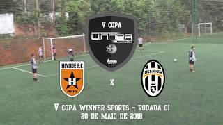 V COPA WINNER SPORTS 2018 - HINODE X SELEJOVEM