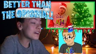 BETTER THAN THE ORIGINAL! - Reacting To 12 Days of Nintendo 2018 (Parody of 12 Days of Christmas)