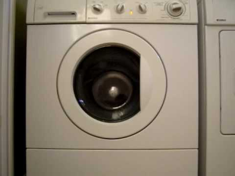 Frigidaire/Kenmore 417 washer bearing failure