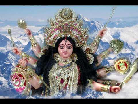 Mahalaya  Agamoni, Invoking The Mother Goddess Durga. video