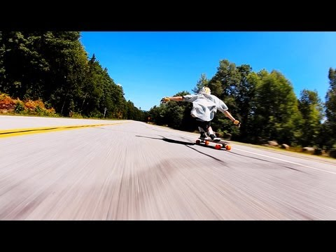 Arbiter 36 Downhill Longboarding with Original Skateboards