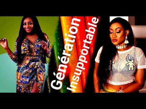 GÉNÉRATION INSUPPORTABLE 1 (suite), Film nigérian version française avec INI Edo