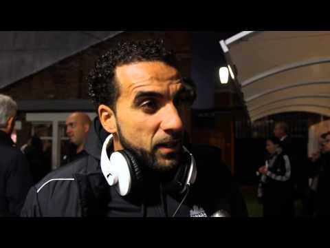 CANMNT: Australia post-match, Dwayne De Rosario