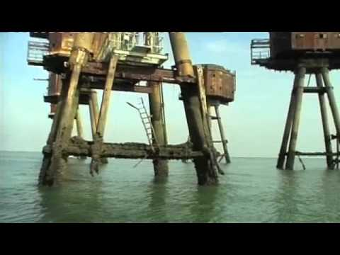 Maunsell Sea Forts / Red Sand Army Fort Thames Towers