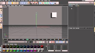 How to Make 3D Shape Outlines in Cinema 4D