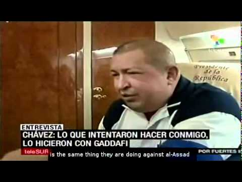 Chavez: Venezuela has a free foreign policy