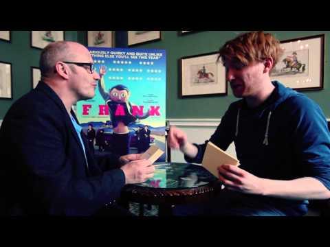 Lenny Abrahamson & Domhnall Gleeson get Frank...(part 2)