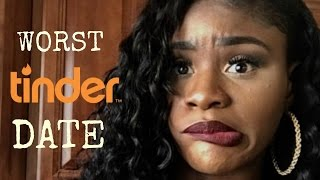 Story Time: WORST TINDER DATE!?! |