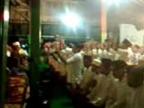 Harlah ishari ibtida'  Gus Mahmud  kepung Kediri