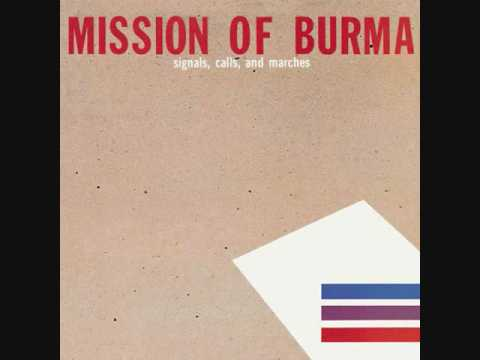 Mission Of Burma - This Is Not A Photograph