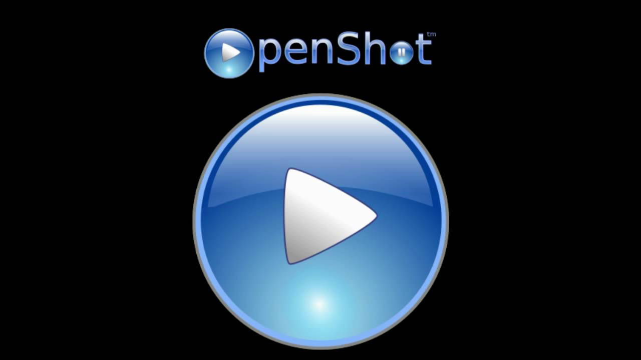 open shot video editor how to cut video