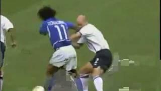 England - Brazil 1-2 [FIFA World Cup Quarter Final 2002 Highlights]