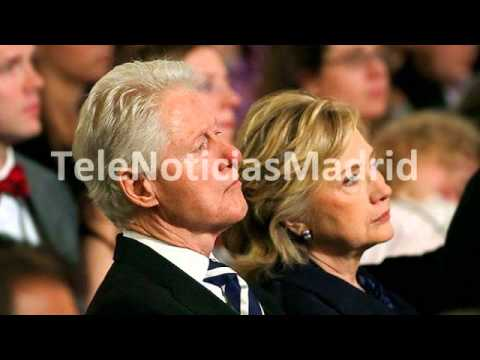 Amigos íntimos Los saudíes planeaban derribar el avión de Bill Clinton
