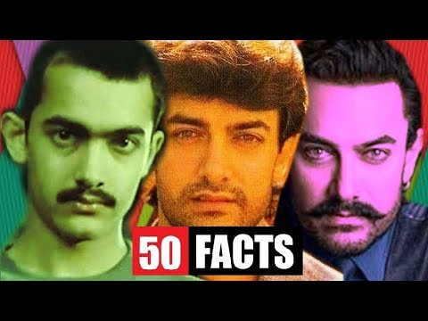 50 Facts You Didn't Know About Aamir Khan thumbnail