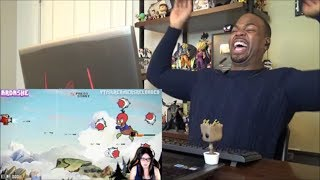 Best Of Cuphead Twitch Edition Part 1 (Cuphead Rage Compilation) - REACTION!!!