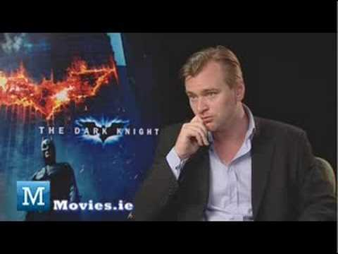 Chris Nolan - Director of Inception & The Dark Knight Rises