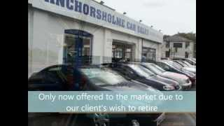 2601 - Used Car Dealership Business For Sale in Poulton-Le-Fylde Lancashire Uk