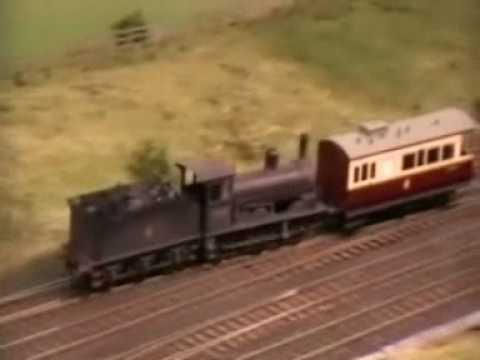 Wigan Model Railway Exhibition 2008 Part Four Video