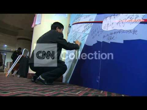 MALAYSIA MISSING PLANE: FRUSTRATED FAMILIES AGONY