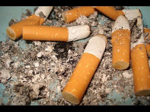 Le compte rendu au sujet la dépendance le fumer