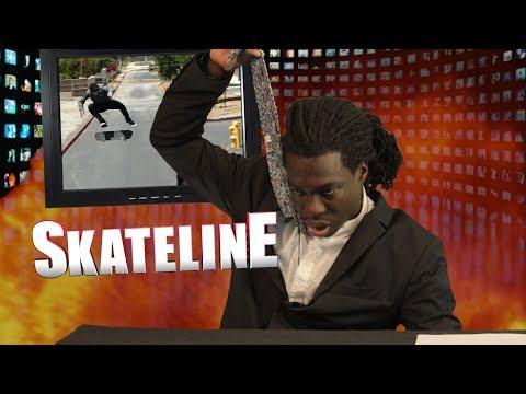 SKATELINE - Shane ONeill, Tiago Lemos, Tony Hawk, Clive Dixon, Jaws, Sebo Walker & More