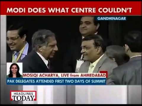 Modi govt asks Pak delegation to leave Gujarat Summit following tension along LoC