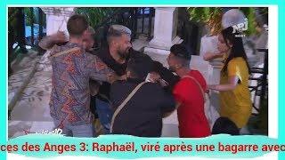 Les Vacances des Anges 3: Raphaël, viré après une bagarre avec Thomas ?