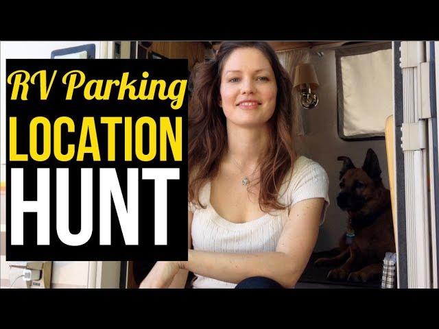 RV Living - Parking Location Hunt
