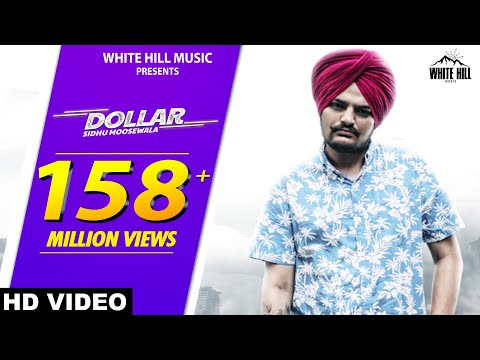 Play Sidhu Moose Wala : DOLLAR | Byg Byrd | Dakuaan Da Munda | New Punjabi Songs 2018 | White Hill Music in Mp3, Mp4 and 3GP