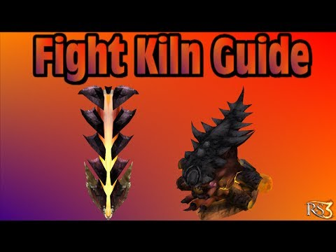 RS: Full Wave by Wave Fight Kiln Guide 2014 l All Levels l No Ovls/Yak/Uni [RuneScape]