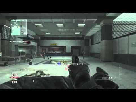 MW3 Multiplayer LIVE - UndoneLyric