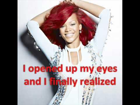 Rihanna-Fading Away-Lyrics