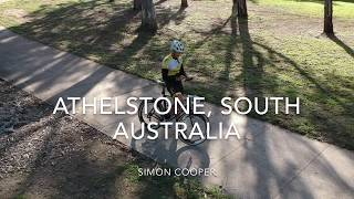 Aerial Footage Of My Drone Active Tracking Me On My Bike, Athelstone, South Australia (DJI Spark)