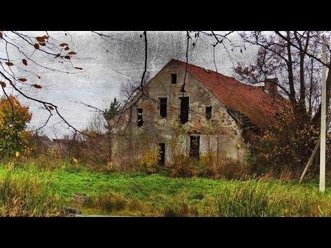 Разруха и нищета совковой Калининградской области.