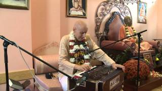 2011.10.04. SB 3.1.10 Kirtan HG Sankarshan Das Adhikari - Riga, Latvia