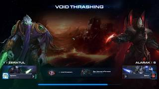 StarCraft 2 Co-op: Zeratul Level 01/02 | New Commander