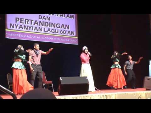 Pertandingan Nyanyian Lagu 60an Konvensyen Komander Kesatria 2010 video