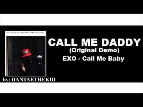 EXO Call Me Baby (DEMO Song)