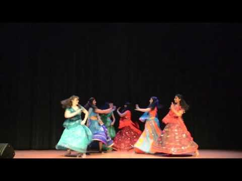 Nagada Sang Dhol Dance Performance- Iga Utkarsh 2013 Sfsu video