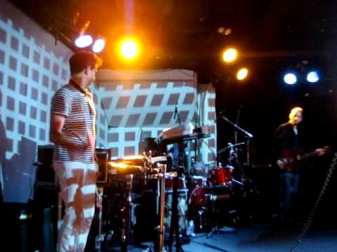 The Rapture -  Whoo! Alright-Yeah... Uh Huh  &  House of Jealous Lovers  (live @ the Corner)