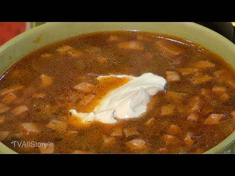 Солянка ребрышками рецепт с фото пошагово