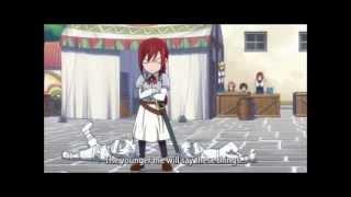 Fairy Tail OVA 3 - Erza Scarlet is Monster O.O (!)