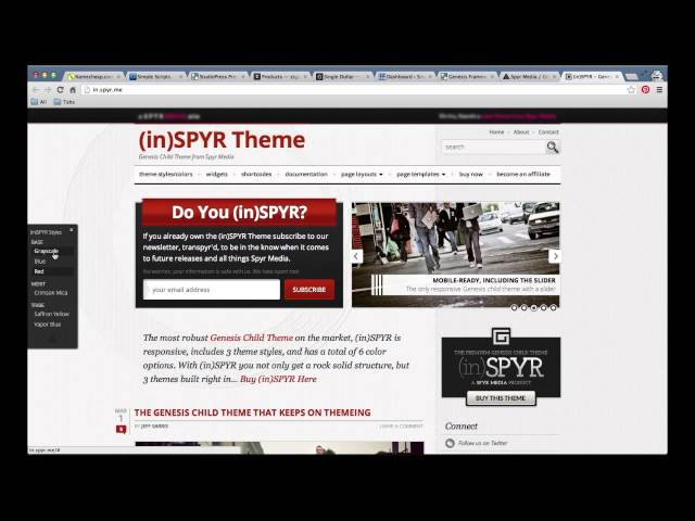 How To Install A WordPress Theme & Child Theme   How To Start A Blog Tutorial
