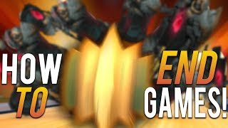 THIS IS HOW YOU END A GAME... OR NOT | THE ESCAPING GENIUS! - Trick2G