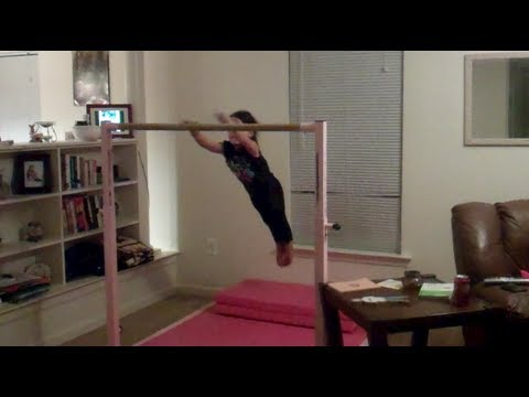 How To Build Gymnastics Bars http://shelf3d.com/Search/Uploaded%20by%20acroanna
