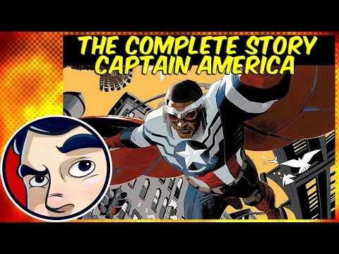 "Captain America Sam Wilson ""Not My Captain America"" - Complete Story"