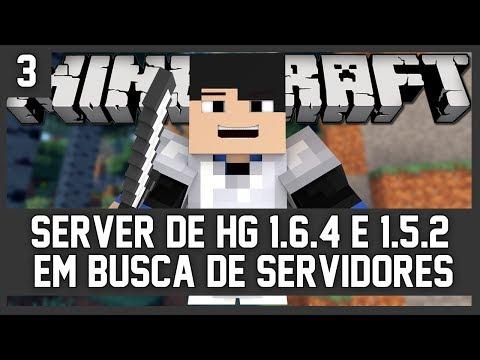 Server de HungerGames 1.6.4 e 1.5.2 - (Pirata e Original) - Em Busca de Servidor