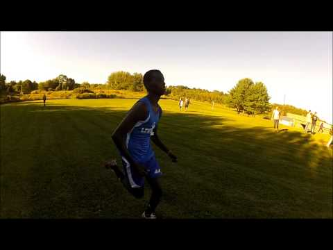 KVAC: Edward Little High School Boys vs Lewiston High School Boys XC Meet @ Auburn